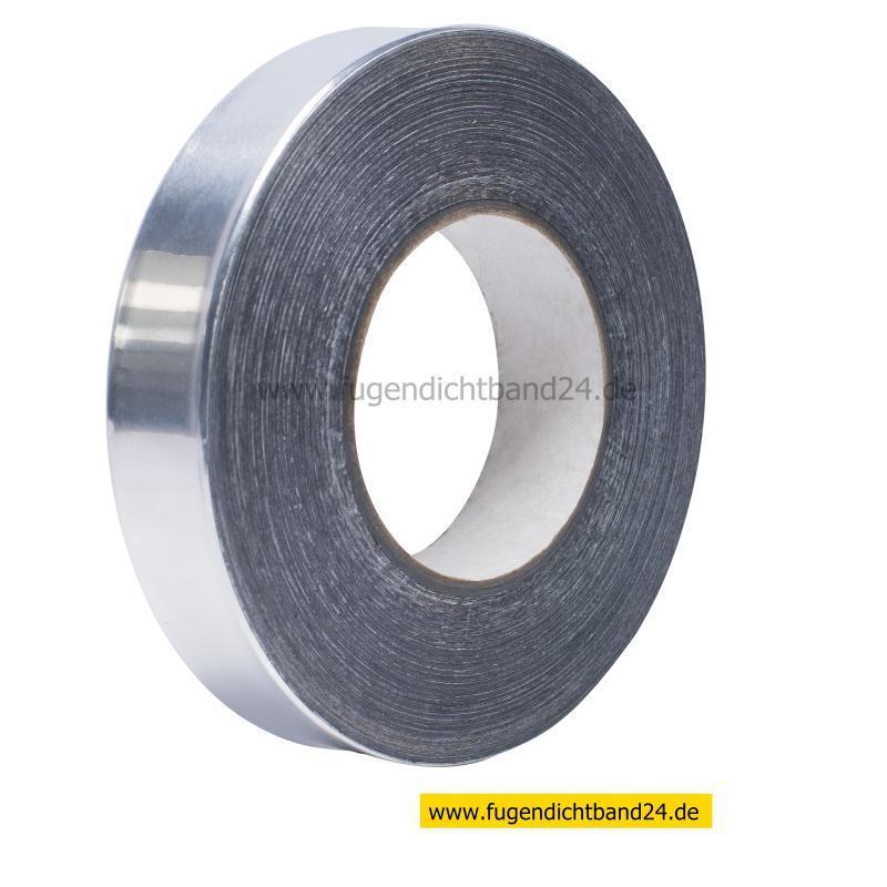 0,1mm stark Aluminium 30mm 25m Rolle Aluminiumklebeband aus 99/% Alu