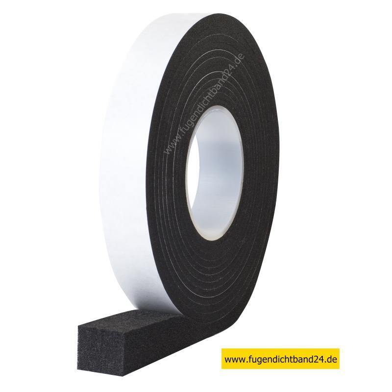 1 Rolle 20//6 Quellband Kompriband Fugendichtband Dichtband anthrazit a´5,6 m