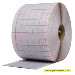 Vlies- Butylband 150mm x 1,5mm -  25m Rolle