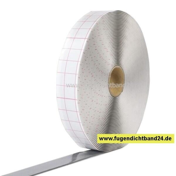 Butylband 3mm x 15mm - grau - 12m Rolle