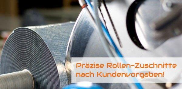 Vollgummi-Rundschnur  EPDM Shore 70 von  2 mm  bis 10 mm  Meterware ölbeständig
